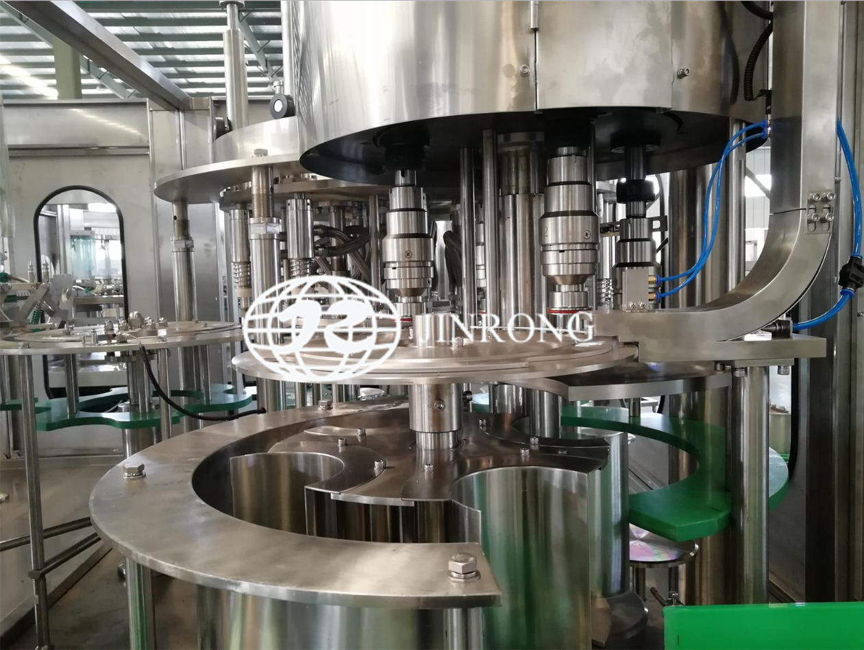 How Does Juice Filling Machine Works