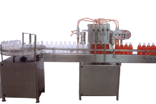 Basics of the Liquid Filling Machine