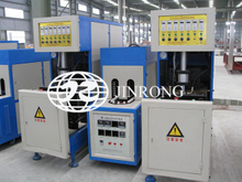 Semi Automatic Bottle Blowing Machine